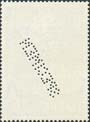 Ghana Scott 130<br />Specimen<br />Back Side
