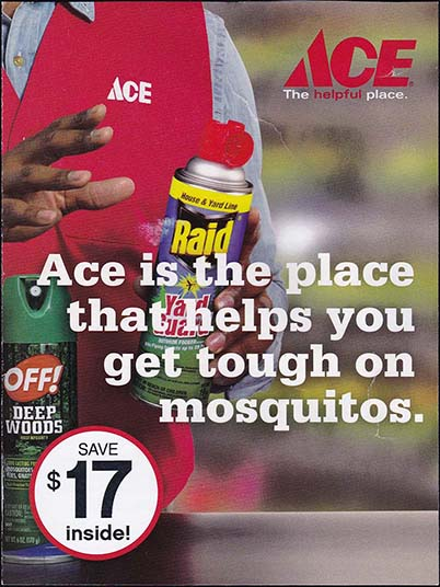 Ace Hardware - 2016 Summer Mailing - Side 2