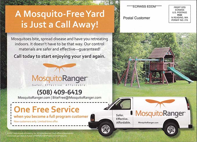 Mosquito Ranger June 15, 2017 - Side 2