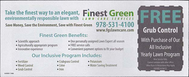 Valpak Insert - Finest Green - May 2017 - Side 2