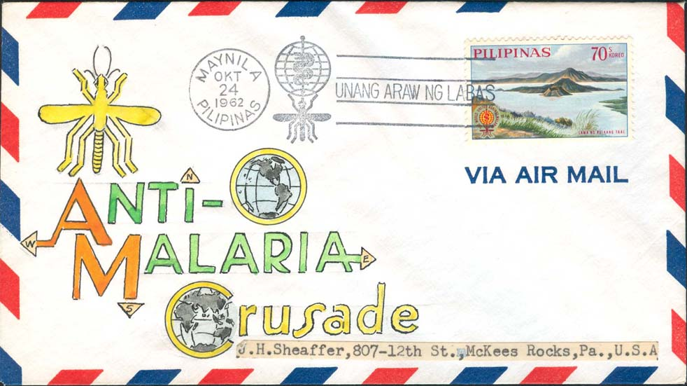Philippines Scott 870 FDC - Produced By Ulrich