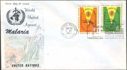 Scott 102-103 Glory FDC With Gaines Hand Cancel M5C